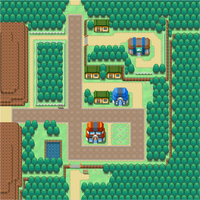 Viridian City by 44tim44