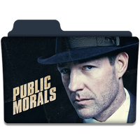 Public Morals : TV Series Folder Icon by DYIDDO