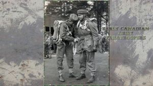 CAF Early Canadian Paratroopers by PanzerBob
