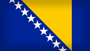 Thank You Bosnia by Xumarov