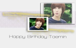 Taemin wallpaper by GaaraGeyGey