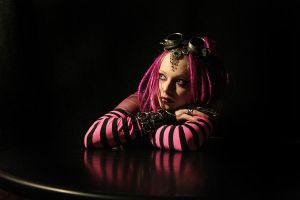 Pink Passion XII by LadyDeathDemon