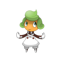 Oompa Loompa Fakemon by hopelessparadox