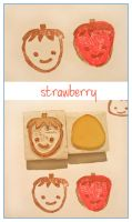 Citrus stamps -SusanStrawberry by restlesswillow