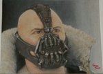 Bane Portrait Flemish method by evan3585
