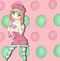 Strawberry Shortcake by happytreekiki