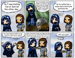 Jace is a Loser pt.1 by tobias-sama