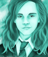 Hermione Granger by MeganElf