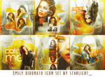 Emily Didonato Icon Set by elloooise