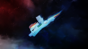 MLP - Return From The Galaxy - Wallpaper by ossie7
