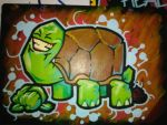 Turdle by MenaceToSobriety