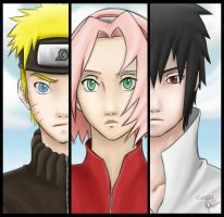 Team 7 by CaRGriL by nelsonaof