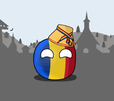 RomaniaBall by Zaigwast