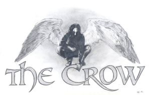 The Crow by POGOtheCLOWN