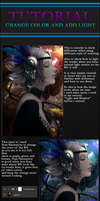 Color and Light Tutorial by Vionas