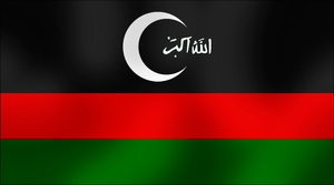 Alt. Flag of Aghanistan by AY-Deezy