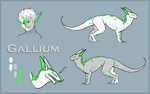 MTT - Gallium Ref Sheet by Kai-ni