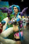 Say hello to my friends of varying sizes! by DaniStormbornCosplay