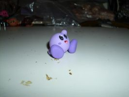 Lavender Kirby Sculpt (Prototype) by DreamCrafters