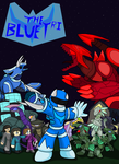 The Blue Tri Cover (Final) by Chronicle-King