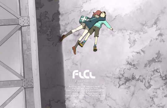 Nothing Amazing -FLCL- by TK2K