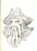 Davy Jones by ColtonBalske