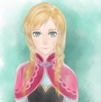 Anna - Frozen by Zier2