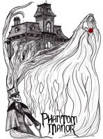 Phantom Manor by lady-de-macabre