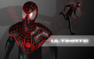 The Amazing Spider-Man: Ultimate (Miles Morales) by XNASyndicate
