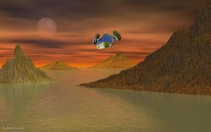 Farout Planet by Don64738