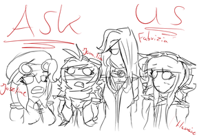 Ask Them! .:OPEN:. by SpeedNick0