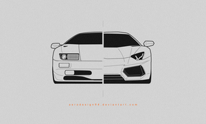 Lamborghini by AeroDesign94