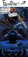 The Gags of Kung Fu Panda - 05 by galgard