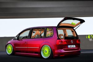 Vw Touran by TKtuning