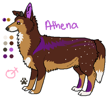 Sophie Litter 1 - Athena by ashleigheperry