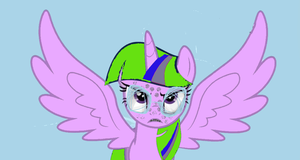 Twilight Sparkle Geeked 2 by EarWaxKid