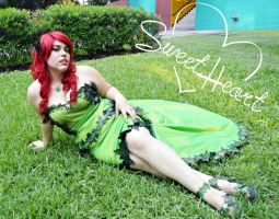Poison Ivy by SweetHeartCosplay