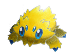 pokemon joltik by match16