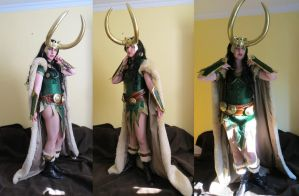 Lady Loki - Completed by lady-skye
