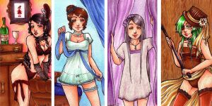 Negligee by Mirabel-chan
