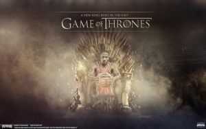 Derrick Rose Game of Thrones Wallpaper by Angelmaker666