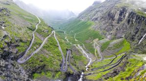 Trollstigen - Norway (15) by LorcanPL