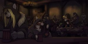 Old story about coyots by 2078