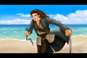 Will Turner - no spoiler by Katikut
