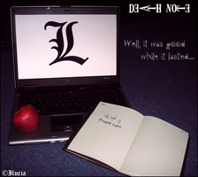 Death Note - L's Victory by Ilucia