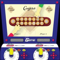 Conglak vs Arcade Game by kn33cow
