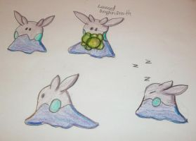 Payment for Shiny Drifbloon by dragoon4456555