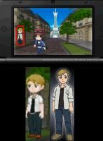 Alphonse Elric In Pokemon X And Y??? by AlphaMoxley95