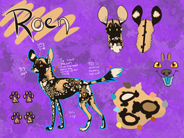 Roen ref by BananaFlavoredShroom