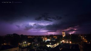 Fury of the Water Tower by DawidRayFriebe